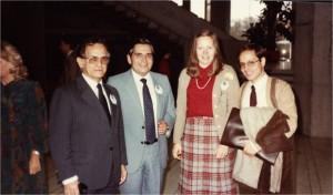 Congreso Europeo en Strasburgo (1984)