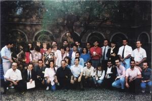 Congreso en Barcelona 1992