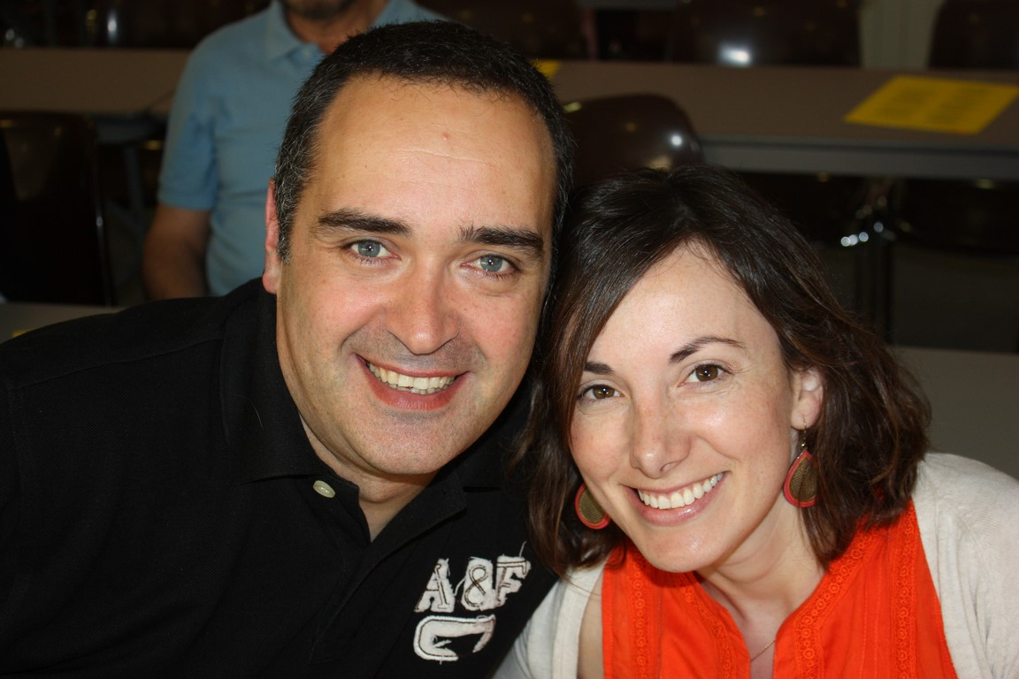 Paola y Raúl