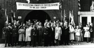 Primer congreso internacional de médicos cristianos 1963