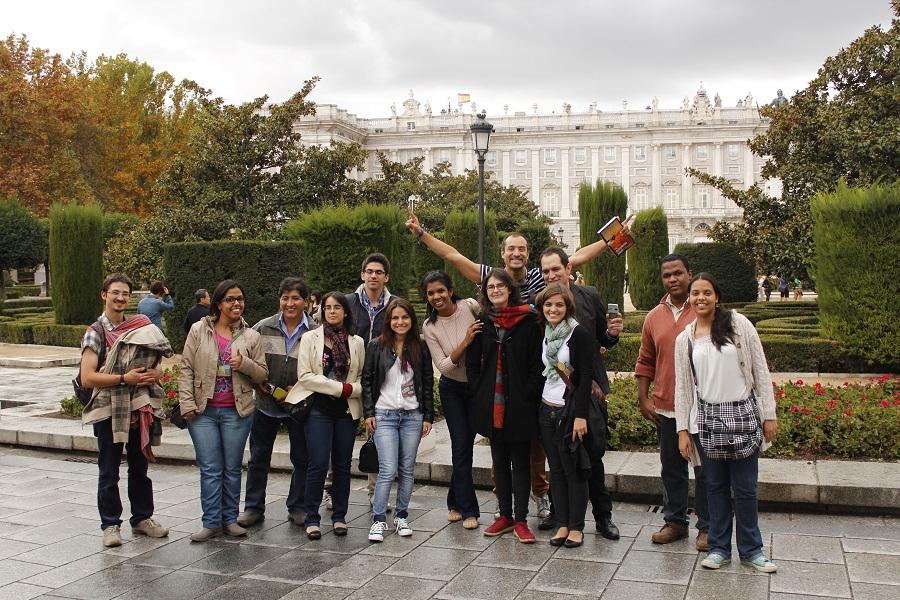 Visita turística por Madrid