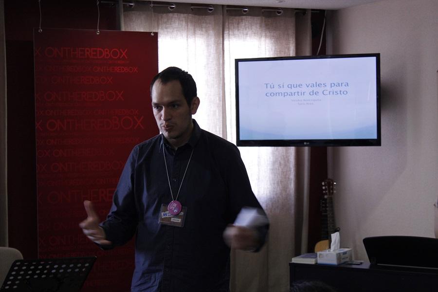 Christian nos introduce el programa de hoy