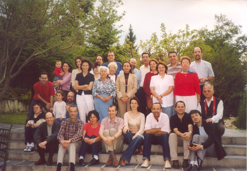 Foto de grupo Encuentro 2003