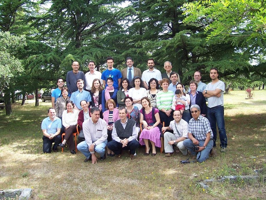 Foto de grupo Encuento 2007