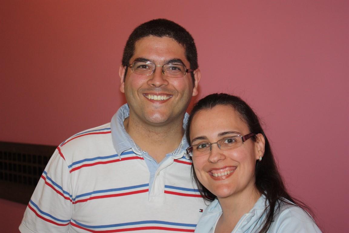 Sonia y Jonathan