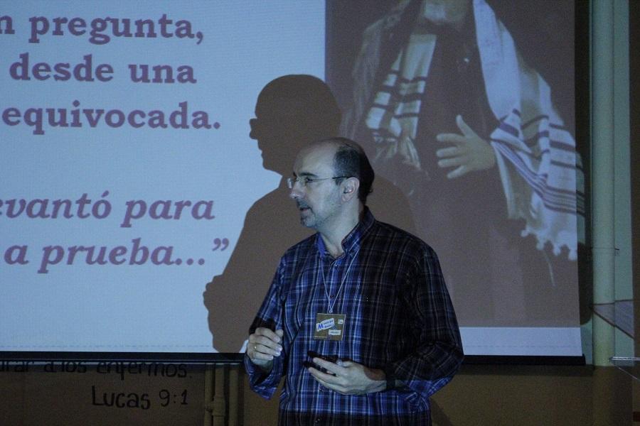"""Orlando: """"Jesús y las personas"""""""