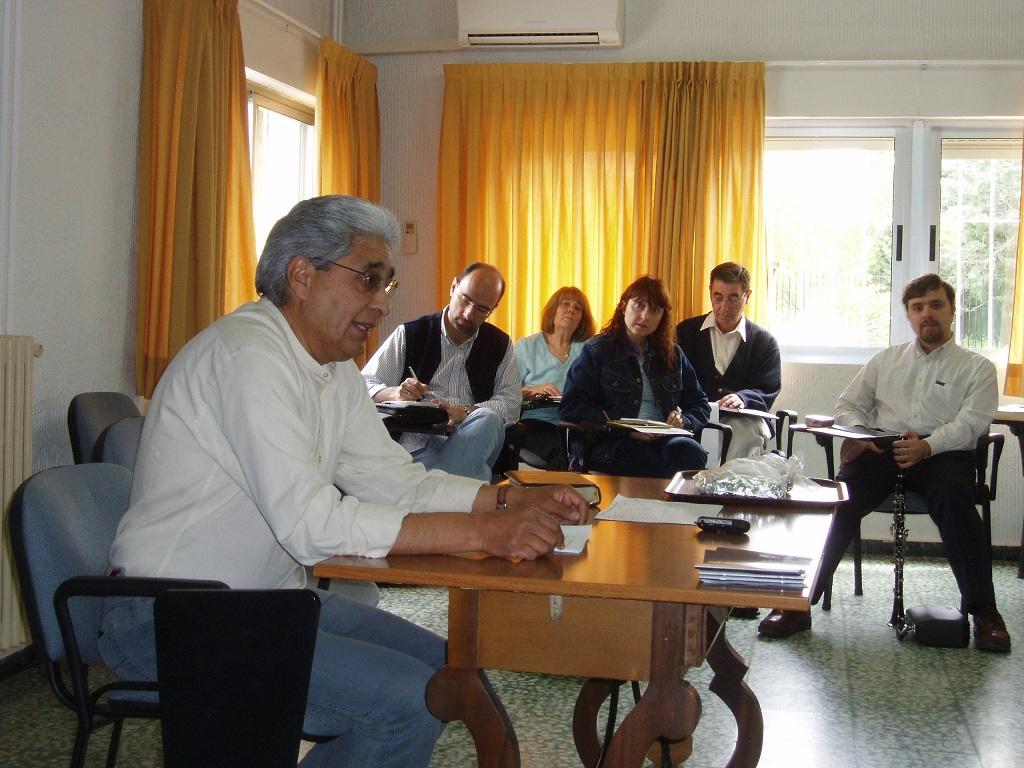 Elías Zeballos: la asistencia integral al paciente